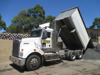Landscape & Turf Delivery in Sydney