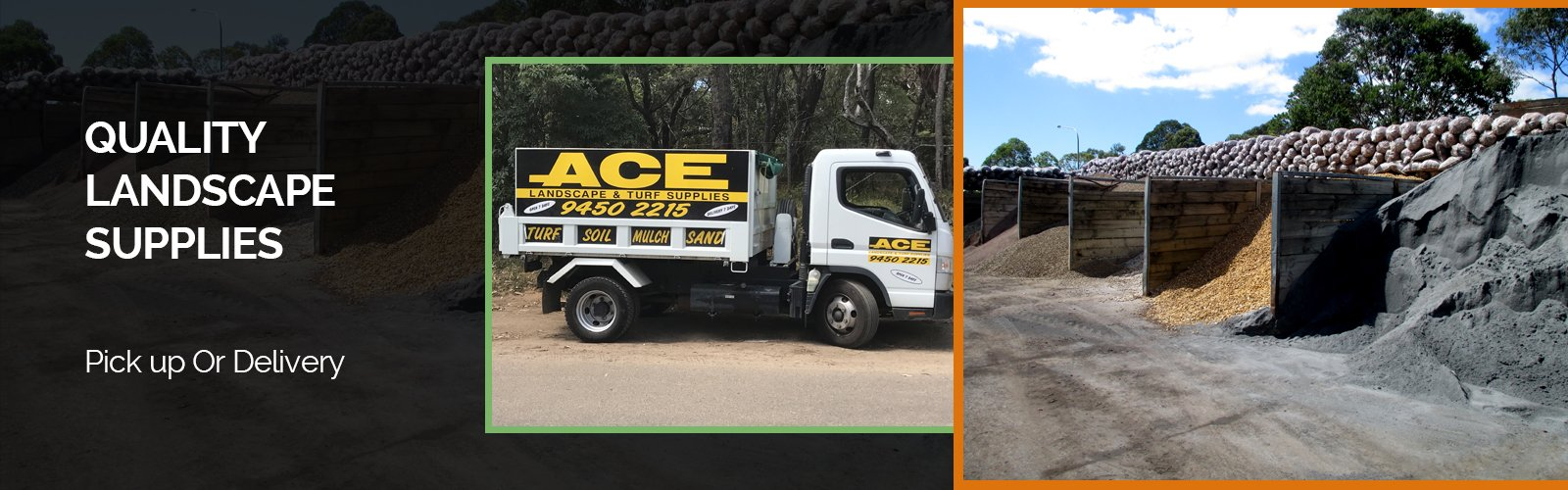 Landscapes & Turf Supplies Sydney | Building Supplies