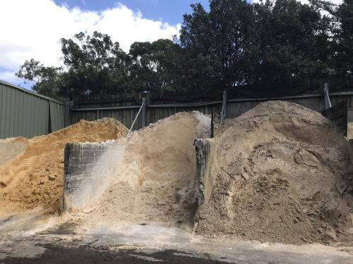 Sand Supplies Sydney