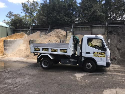 Sand Supplies Northern Beaches